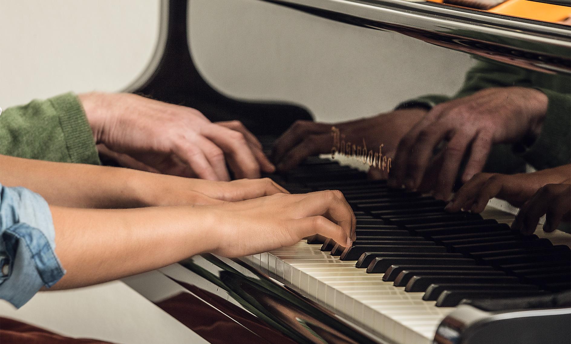 Klavierunterricht in Basel
