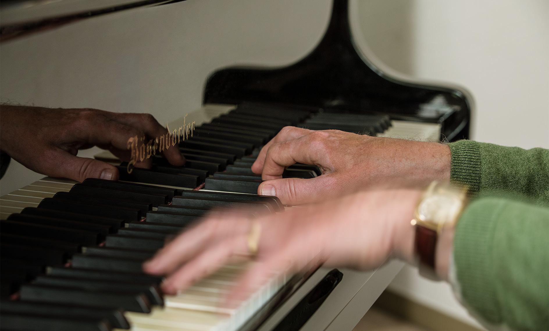 Klavierlehrer in Basel